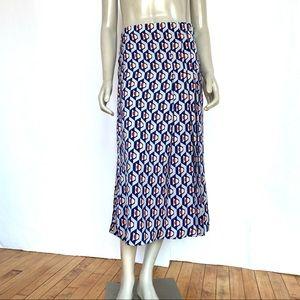ZARA Fabulous Satin Summer Skirt